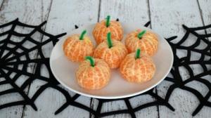 cute clementine pumpkins