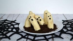 graveyard banana ghosts