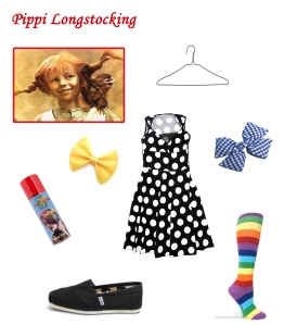 PIPPILONGSTOCKINGcostume