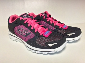 skecher breast cancer shoe